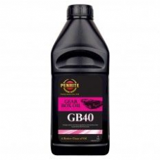 Penrite Gearbox Oil 40 contains no EP additives for use in older gearboxes 1 litre